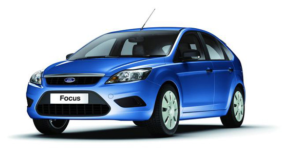 Medium Size Car Hire Rental Edinburgh Lothians Scotland