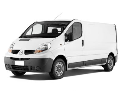 Medium Sized Transit Van Hire Rental Edinburgh Lothians Scotland