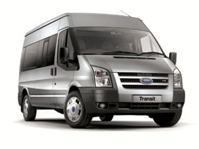 Minibus Hire Rental Edinburgh Lothians Scotland